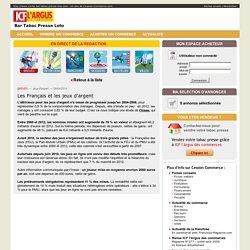 Les Français et les jeux d'argent - Vente-tabac-presse-loto.com