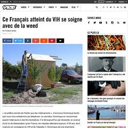 Ce Français atteint du VIH se soigne avec de la weed