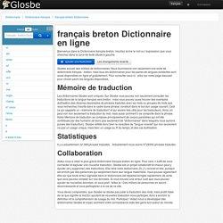 Français-Breton Dictionnaire, Glosbe