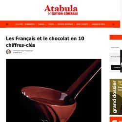 Les Français et le chocolat en 10 chiffres-clés - ATABULA - Edition générale