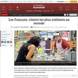 Les Français, clients les plus méfiants au monde