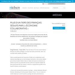 Plus d'un tiers des Français séduits par l'économie collaborative