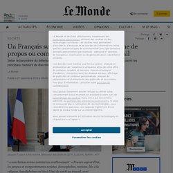 Origine, genre, handicap… un·e Français·e sur quatre