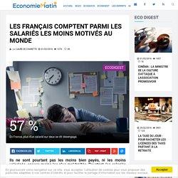 Les Français comptent parmi les salariés les moins motivés au monde