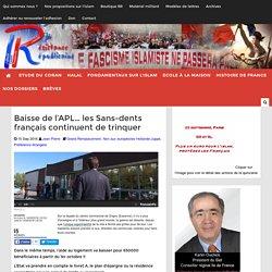 Baisse de l'APL... les Sans-dents français continuent de trinquer