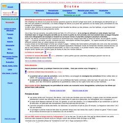 Français: dictée, comment corriger; SMS, blogs, corrections