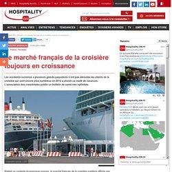 Le marché français de la croisière toujours en croissance