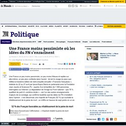 60 % des Français estiment le FN « dangereux pour la démocratie »
