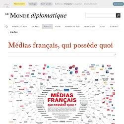 Médias français, qui possède quoi ? (Le Monde diplomatique, novembre 2019)