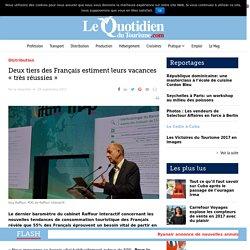 """Deux tiers des Français estiment leurs vacances """"très réussies"""""""