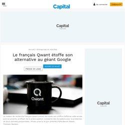 Le français Qwant étoffe son alternative au géant Google