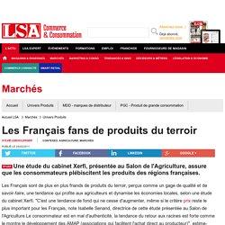 Les Français fans de produits du terroir
