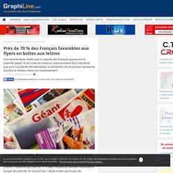 Près de 70 % des Français favorables aux flyers en boîtes aux lettres