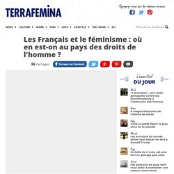 Les Français et le féminisme : où en est-on au pays des droits de l'homme ?