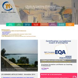 • SITES Français et francophones - Mediat-Coaching