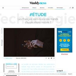 #Étude : Les Français sont-ils encore friands d'applications mobile