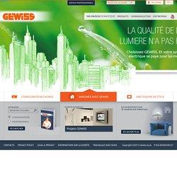 Francais - GEWISS