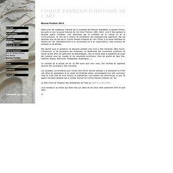 Comité français d'histoire de l'art (CFHA) - Bourse Focillon