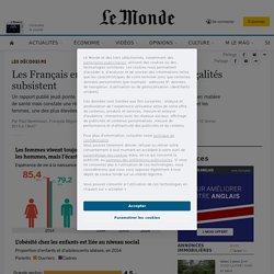 Les Français en bonne santé mais des inégalités subsistent