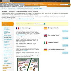 Le Français moyen - Adoptez une démarche interculturelle