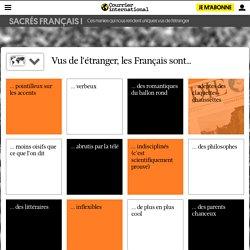 Sacrés français ! - Courrier international