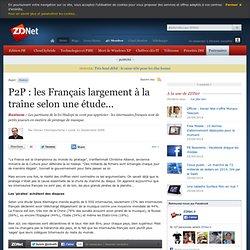 P2P : les Français largement à la traîne selon une étude... - Ac