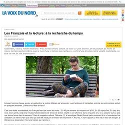Les Français et la lecture: à la recherche du temps