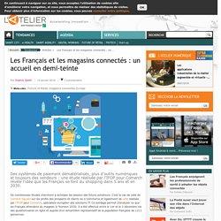 Les Français et les magasins connectés : un accueil en demi-teinte