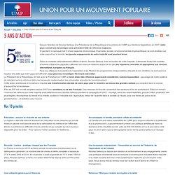 Vous aussi, soutenez Eric Woerth - Débattre - Agir - Le Mouvement Populaire – UMP