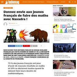 Donnez envie aux jeunes français de faire des maths avec Navadra ! – Ludovia Magazine