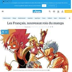 Les Français, nouveaux rois du manga - Le Parisien