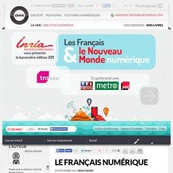 Le Français numérique