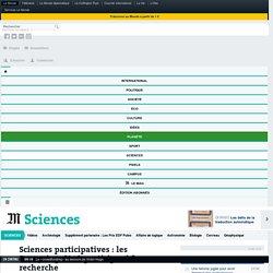 Les Français prêts à participer à la recherche