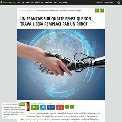 Un Français sur 4 pense qu'un robot fera bientôt son travail