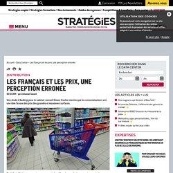 Les Français et les prix, une perception erronée