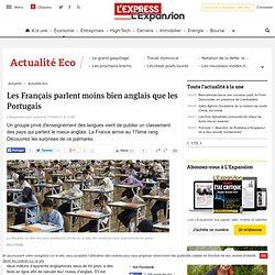 Les Français parlent moins bien anglais que les Portugais