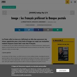 Image : les Français préfèrent la Banque postale