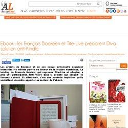 Ebook : les Français Bookeen et Tite-Live préparent Diva, solution anti-Kindle