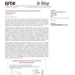 Le système socio-fiscal français est-il vraiment redistributif ?