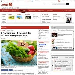 Cuisine - 6 Français sur 10 mangent des produits bio régulièrement