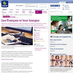 Les Français et la relation à leur banque