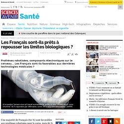 Les Français sont-ils prêts à repousser les limites biologiques