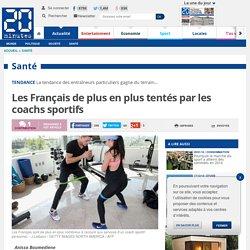 Les Français de plus en plus tentés par les coachs sportifs