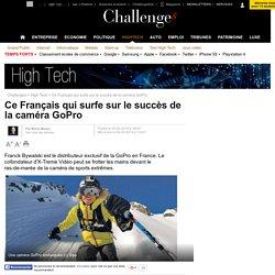 Ce Français qui surfe sur le succès de la caméra GoPro- 4 février 2014