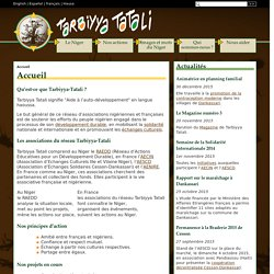 Français - Tarbiyya Tatali
