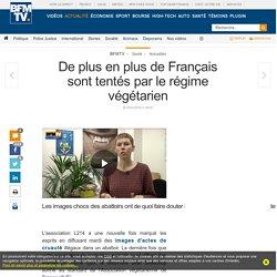 De plus en plus de Français sont tentés par le régime végétarien