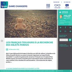 Les Français toujours à la recherche des objets perdus