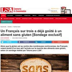 Un Français sur trois a déjà goûté à un... - Nutrition