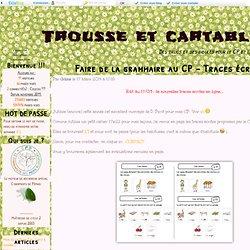 Français - Trousse & cartable