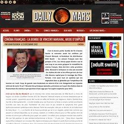 Cinéma français : la bombe de Vincent Maraval, mode d'emploi